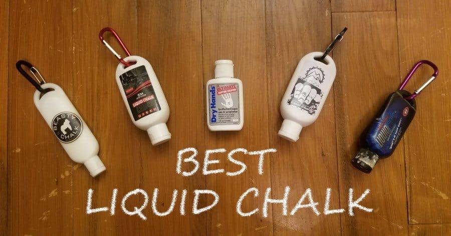 Best Liquid Chalk for Lifting