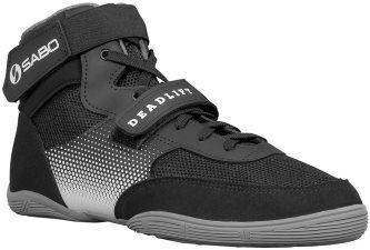 SABO Deadlifting Shoes - Outside Oblique Angle