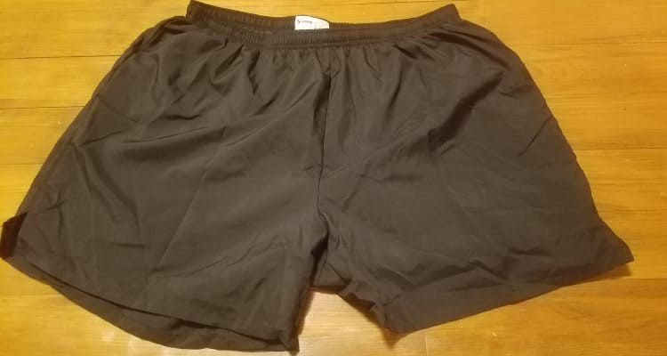 Soffe Infantry Shorts - Front