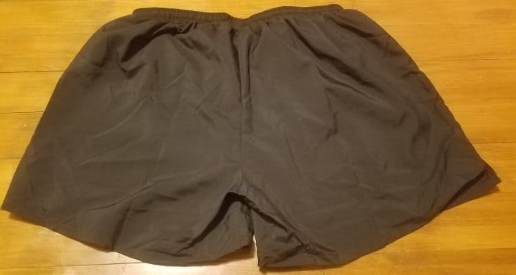 Soffe Infantry Shorts - Rear