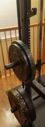 Force USA MyRack Weight Plate Holders - 2