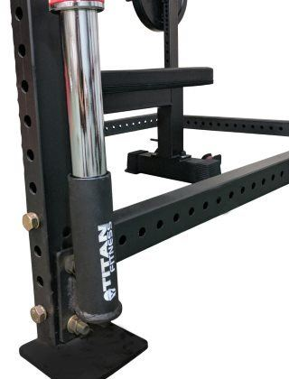 Titan T-3 Bolt-on Barbell Holder