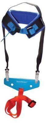 IronMind Neck Harness - A Headstrap Fit for Hercules