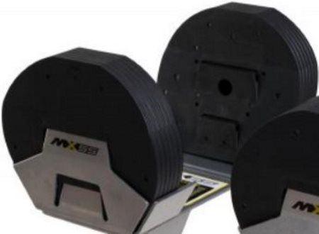MX55 Interlocking Plates - Inside View