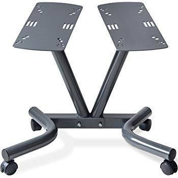 Stand for Merax Adjustable Dumbbells - No Trays/Dumbbells Shown