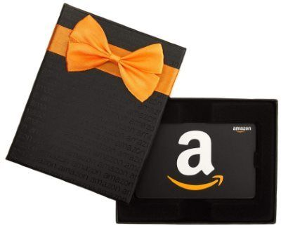 Use an Amazon Gift Card for Supplements