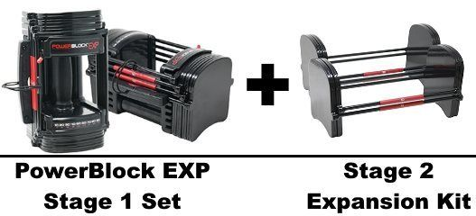 PowerBlock EXP Stage 2 Set