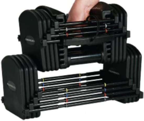 Powerblock Metal Vs Urethane: PowerBlock Dumbbell Reviews: Classic/Elite Vs Sport Vs Pro