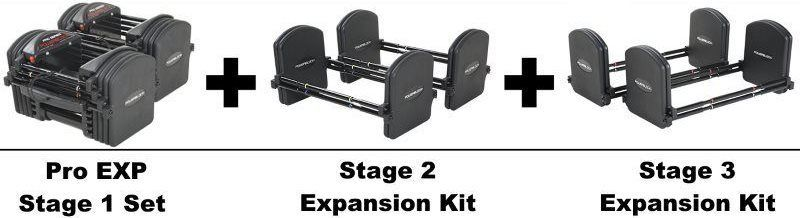PowerBlock Pro EXP Stage 3
