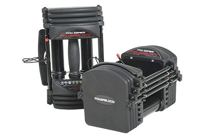 PowerBlock Pro EXP Adjustable Dumbbells