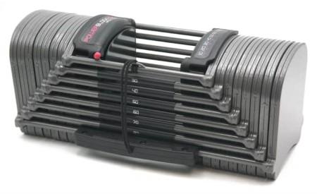 PowerBlock Sport EXP Stage 3 Adjustable Dumbbell Set