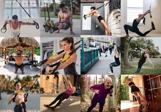 Train Anywhere with the TRX