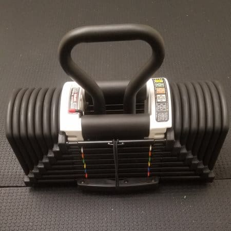 KettleBlock Handle with 95 lbs Added
