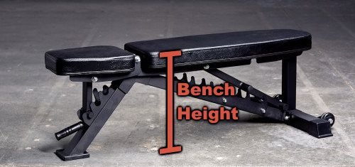 Adjustable Bench Height