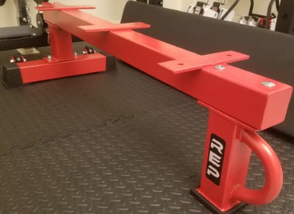 """3"""" x 3"""" 11 Gauge Steel Frame; 13"""" Height Without the Pad"""