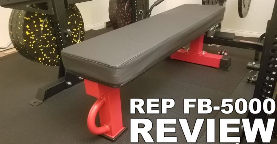 Rep FB-5000 Review - Rep FB-5000 Review - Competition Flat Utility Bench