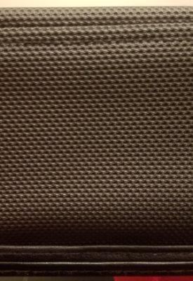 Stitching on the Rep FB-5000 Pad