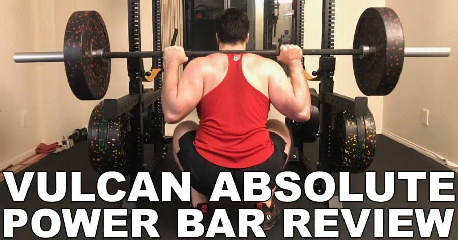 Black Oxide Vulcan Absolute Power Bar Review