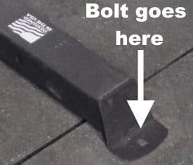 Force USA G3 Bolt-down Option