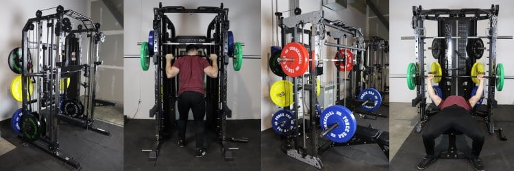 Force USA G-Series - All-in-One Gym