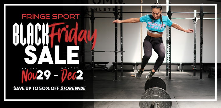 Fringe Sport Black Friday 2019