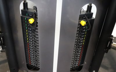 Monster G12 Selectorized Weight Stacks