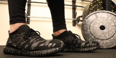 Indestructible Shoes - Steel Toe Gym Shoes