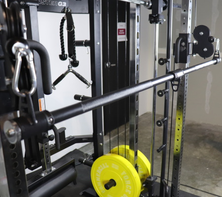 Monster G3 Long Straight Bar Cable Accessory