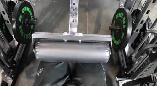 Monster G3 Stabilizer Bar for Lat Pulldown Leg Holder
