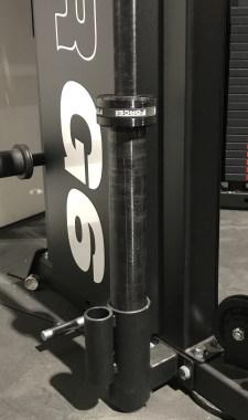 Monster G6 Barbell Storage