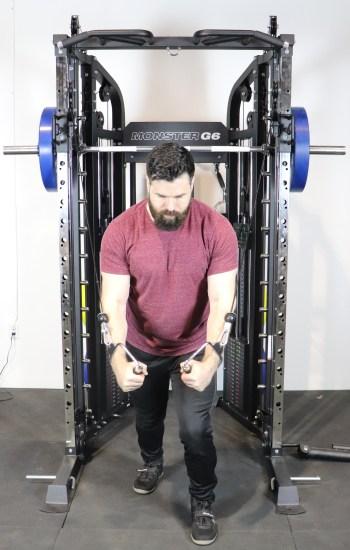 Monster G6 Functional Trainer