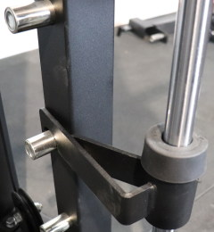 Monster G6 Smith Machine Safety Spotters