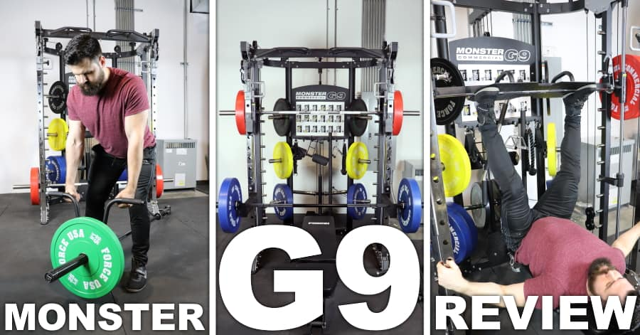 Force USA Monster G9 Review - All-In-One Gym