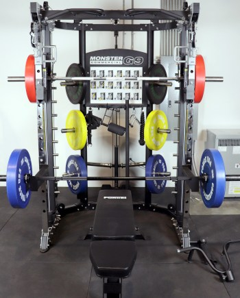 Monster G9 Power Rack