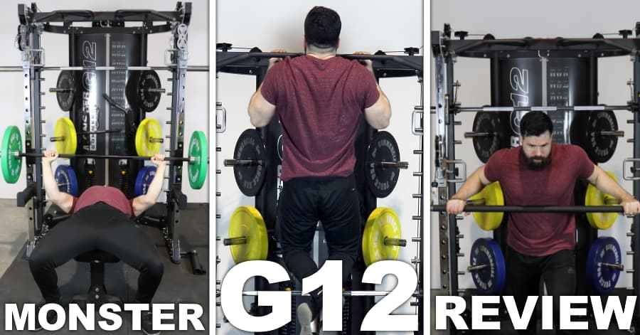 Force USA Monster G12 Review - All-In-One Gym