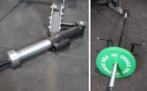 Monster G12 Landmine and Core Trainer Station with Handle