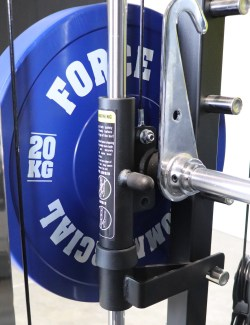 Force USA G12 Smith Machine Safety Catches