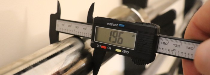Kabuki Strength Power Bar - Sleeve Diameter