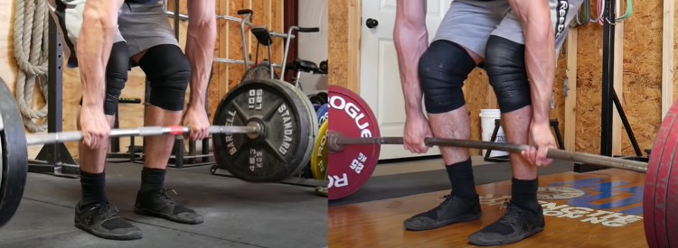 Stiff Power Bar vs Deadlift Bar