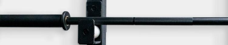 Bells of Steel Onyx Powerlifting Cerakote Bar