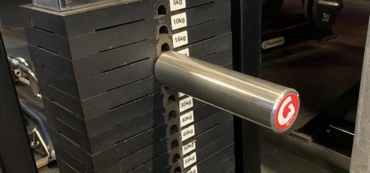 The KingPin - Extra Long Gym Pin