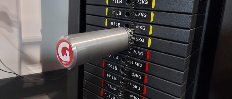 The Original Gym Pin