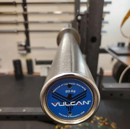 Vulcan Elite V4.0 Barbell