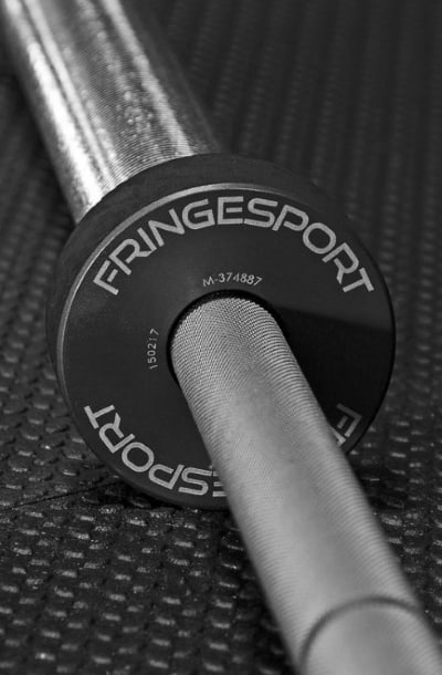 Fringe Sport Hybrid Barbell - Shaft and Sleeve