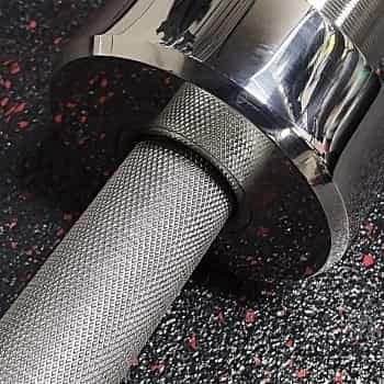 Vulcan Absolute Stainless Steel Olympic Barbell - Shaft and Sleeve
