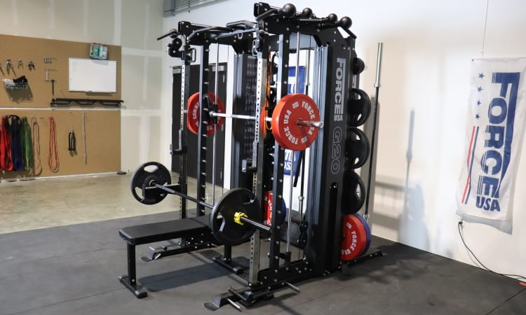 Force USA G20 All-in-One Gym - Exercise Stations