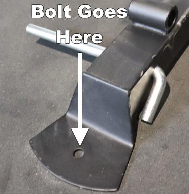 Force USA G20 - Bolt-down Capability