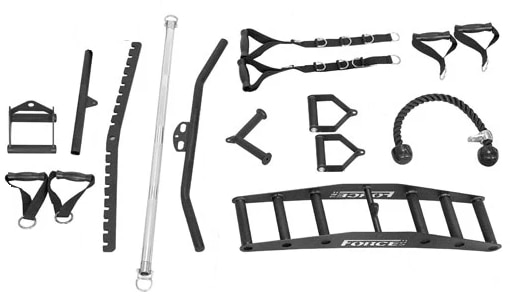 Force USA G20 Cable Accessories