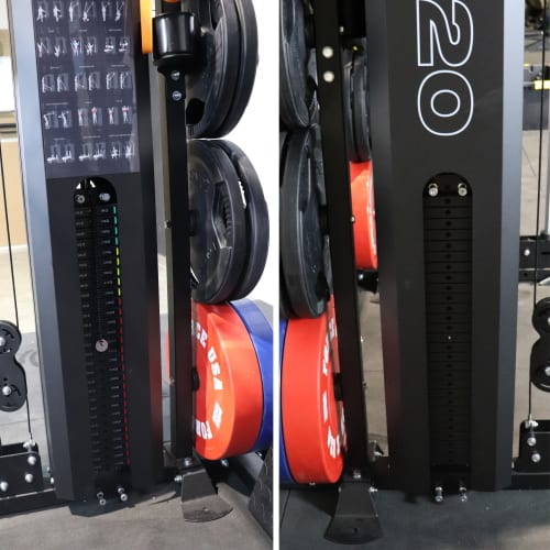 Force USA G20 Functional Trainer Weight Stacks