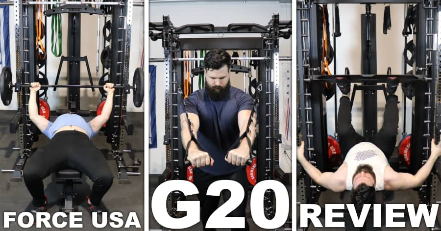 Force USA G20 Review - All-in-One Gym